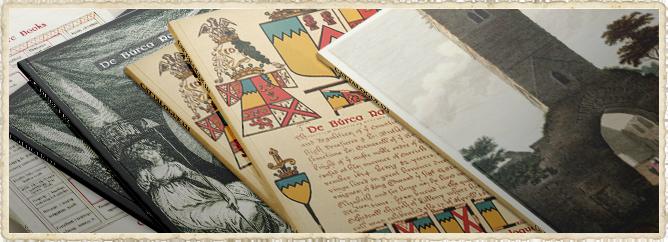 De-Burca-Rare-Books-Catalogues-banner