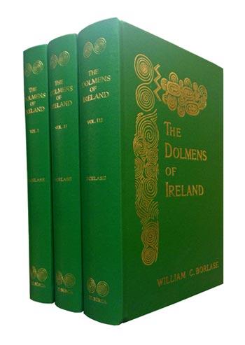 The Dolmens of Ireland.