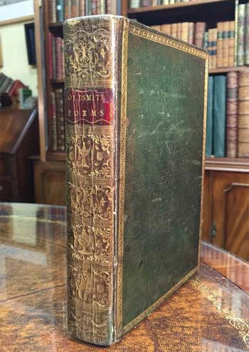 GOLDSMITH, Oliver. Poems and Plays.