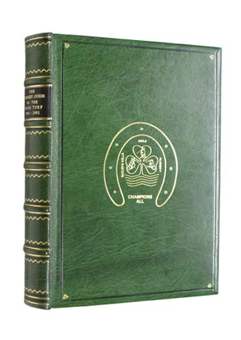 The Sweeney Guide to the Irish Turf from 1501-2001 [LIMITED EDITION]