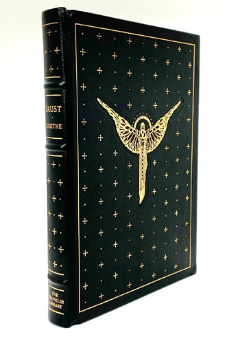 Faust. By Johann Wolfgang von Goethe. Translated by George Madison Priest.