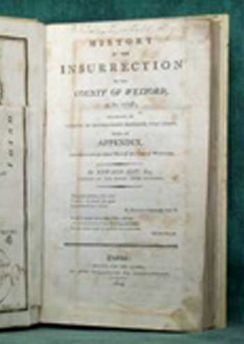 History of the Insurrection of the County of Wexford