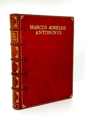 MARCUS AURELIUS ANTONINUS. Marcus Aurelius.