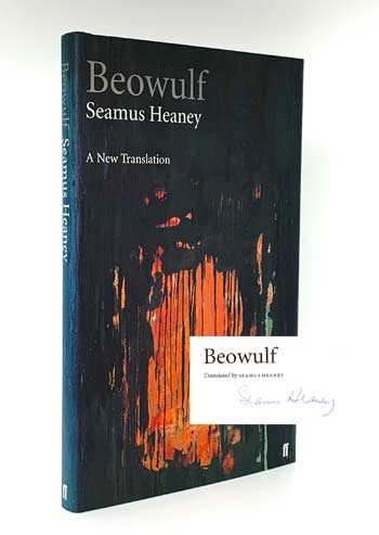 Seamus Heaney, Beowulf. [SIGNED]